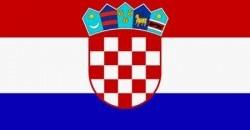 flag khorvatiya 90x150 sm