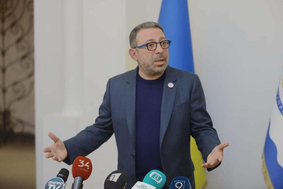 Геннадий Корбан возглавил Общественный совет мэрии Днепра