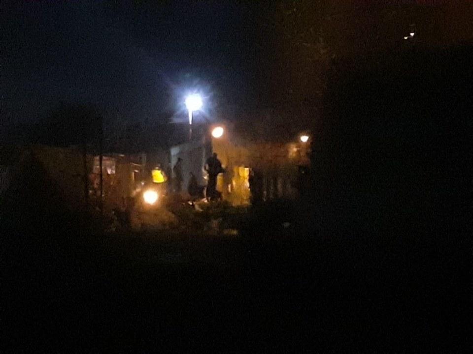 "На заводе ""Мотор Сич"" произошло ЧП: работают полиция и спасатели (ВИДЕО)"