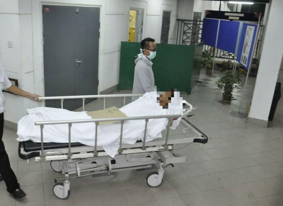 В сети появились снимки легких, умершего от коронавируса китайца (ФОТО)