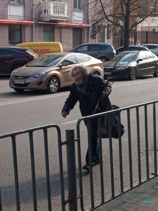 Днепровский Форрест Гамп