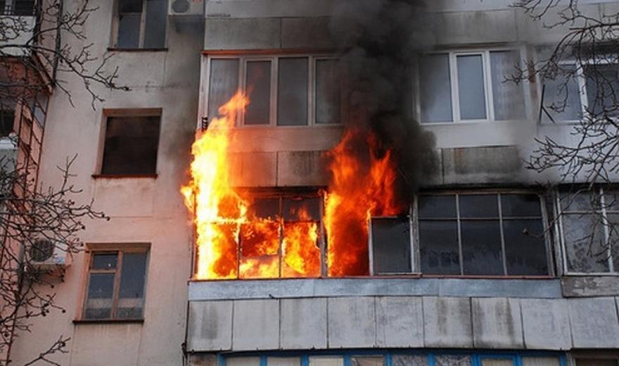 Пожар под Днепром унес жизни нескольких человек