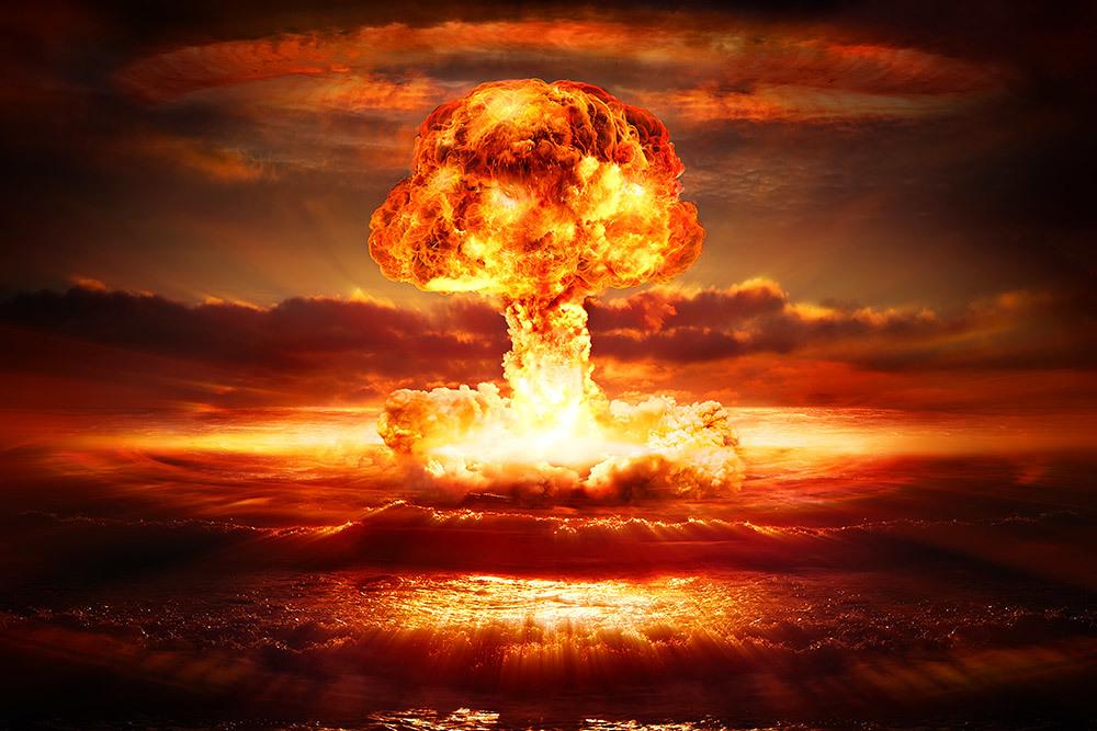 """Депутат от """"Слуги Народа"""" предложил сбросить атомную бомбу на Москву"""