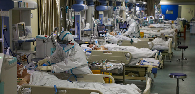 Антирекорд в Днепре: за сутки короновирусом заразились более 350 человек