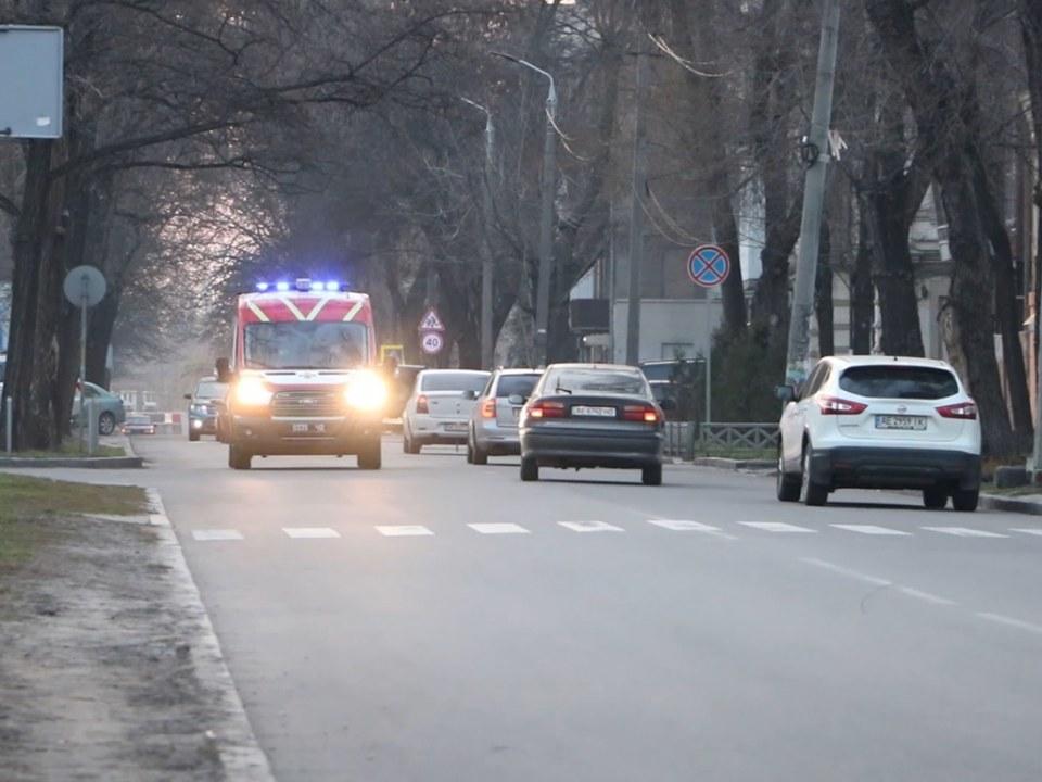 Карантинные меры: на улицы Днепропетровщины выехали машины с громкоговорителями (ФОТО, ВИДЕО)