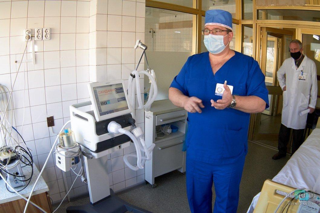 5 аппаратов ИВЛ могут за месяц спасти минимум 20 человек!