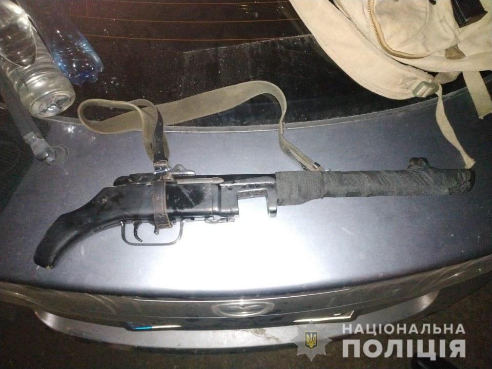 Полиция Днепра поймала главаря банды