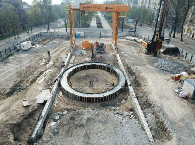 Жителям Днепра показали, на каком этапе строительство метро сейчас