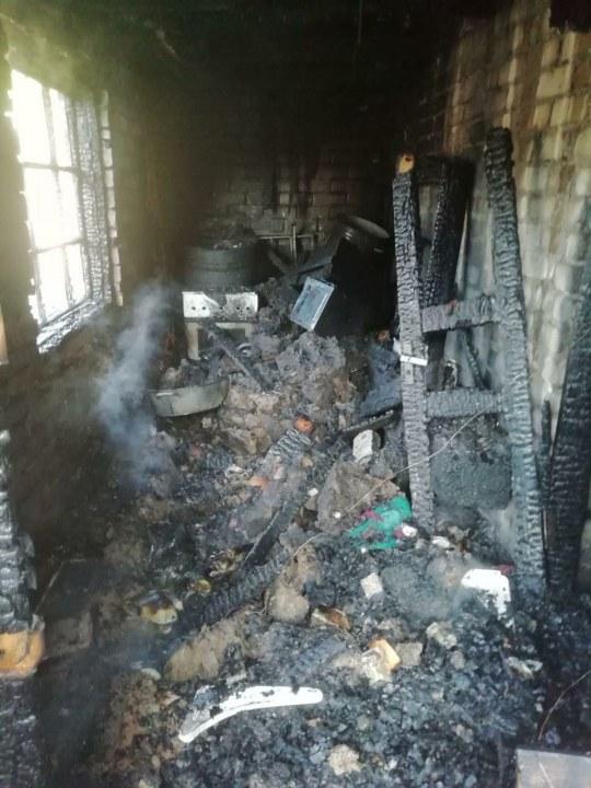 Недоброе утро: под Днепром на пожаре погибла 44-летняя женщина