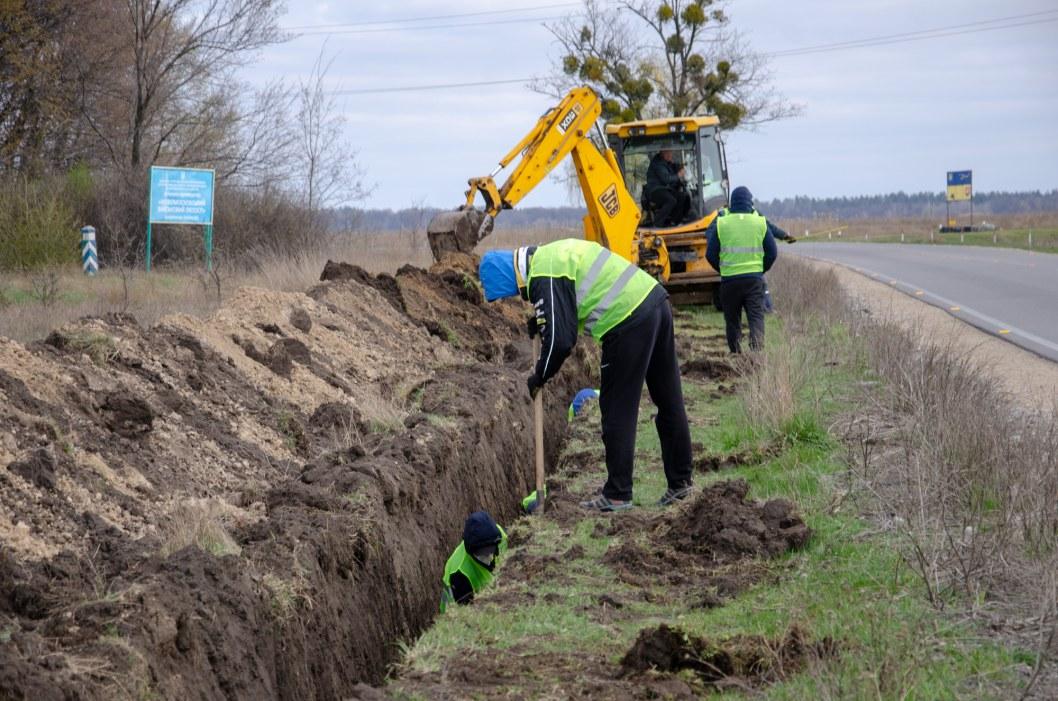 ВІДЕО: Новий водогін забезпечить водою мешканців Гвардійського та Черкаського