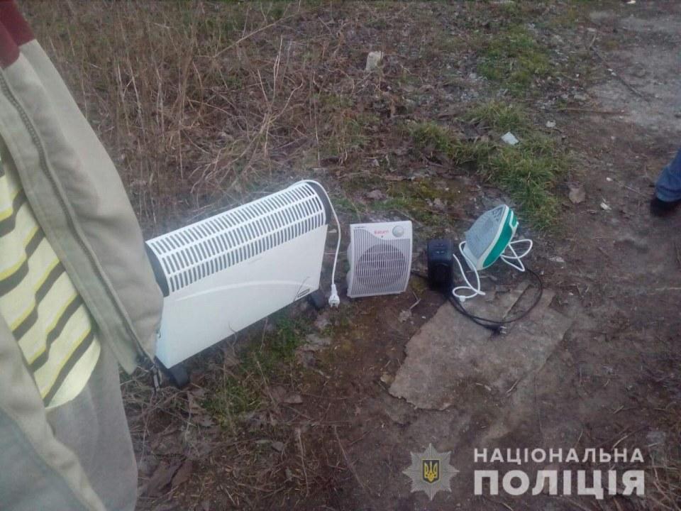 Под Днепром задержали серийного вора, причастного к 9-ти кражам