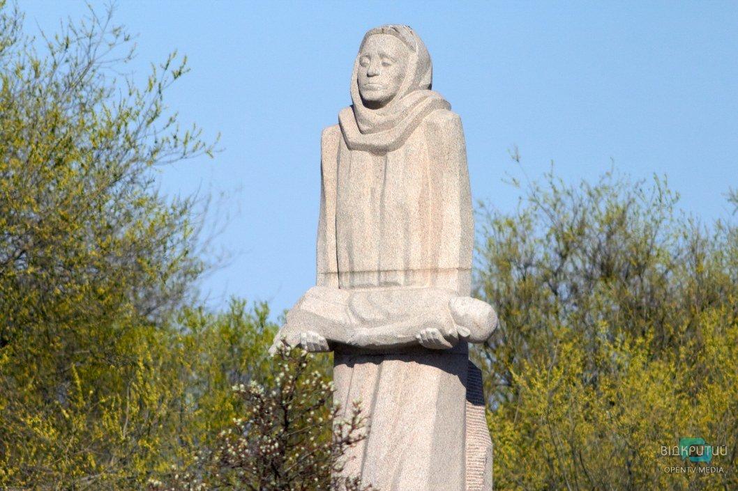 Мемориал жертвам Голодомора и политических репрессий