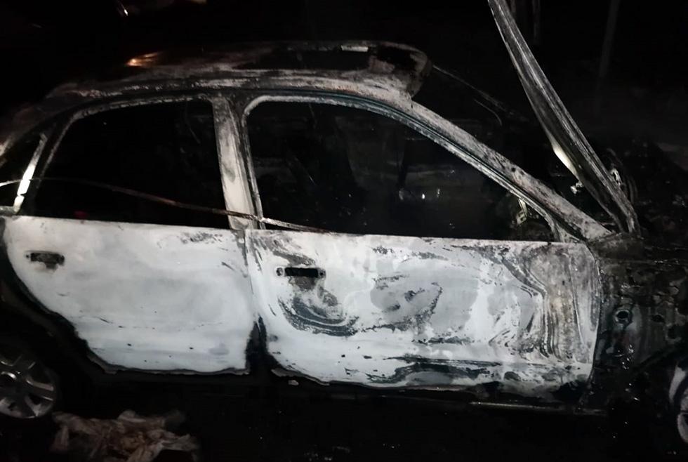 К сожалению, машина получила серьезные повреждения корпуса и салона