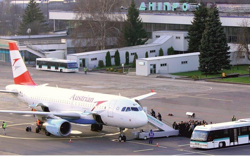 aeroport dnepr online tablo