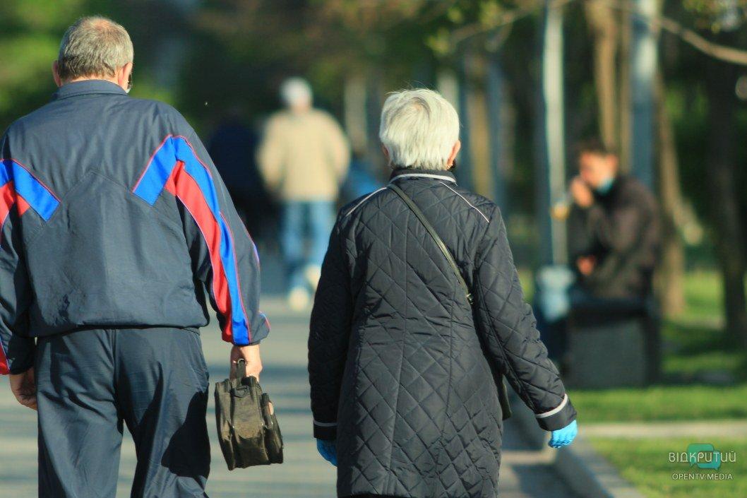 На Днепропетровщине почти 350 заболевших по состоянию на утро 30 апреля