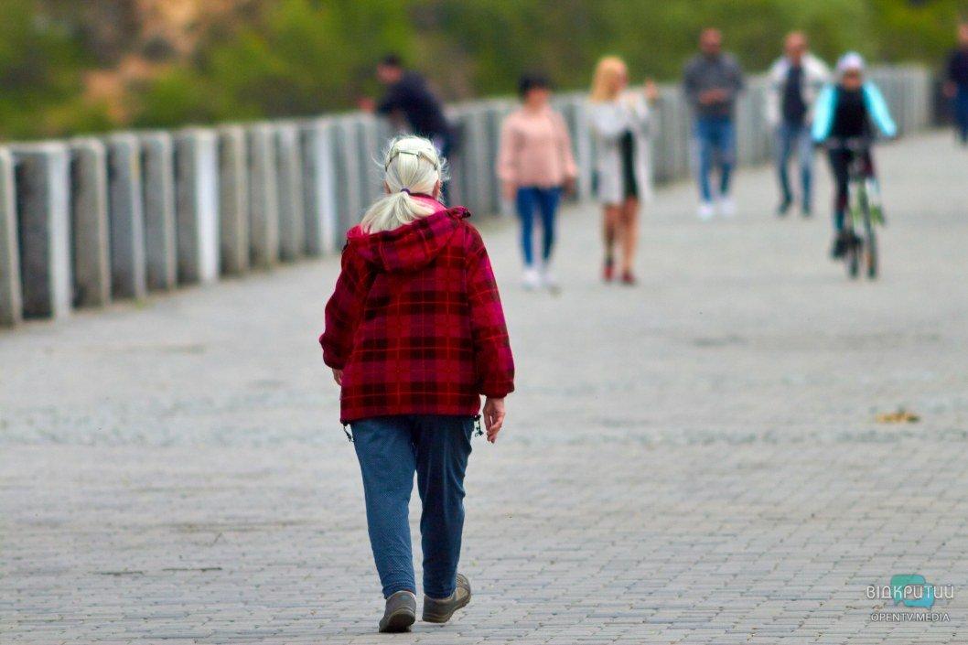 Прогулки в одиночку по набережной