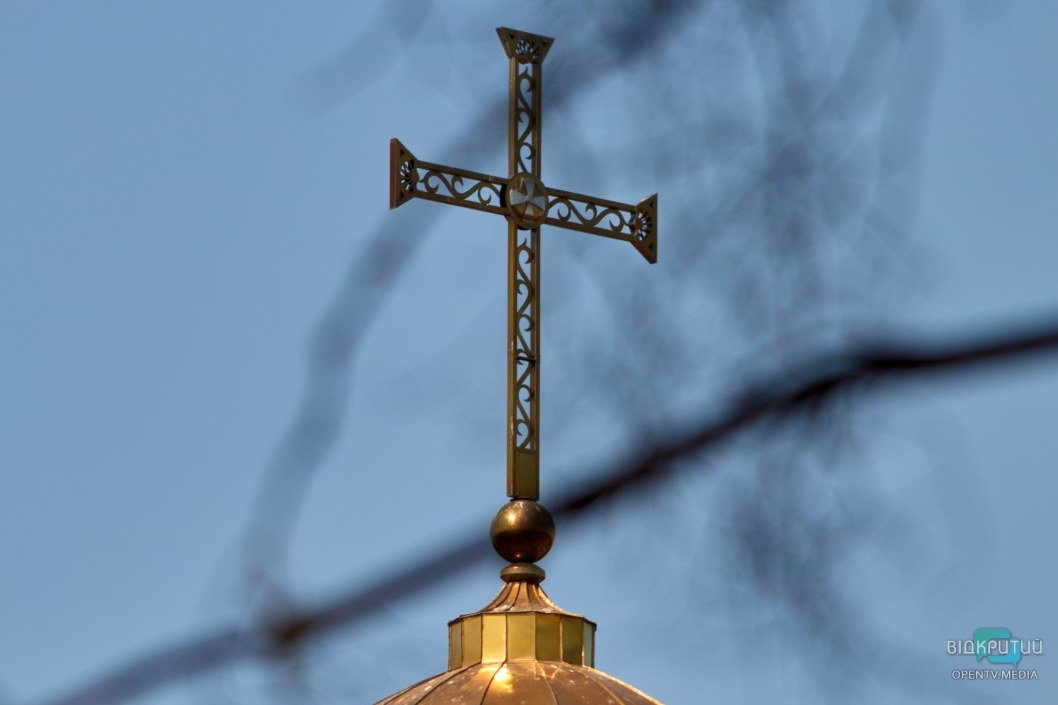 Храм открыт для посещений верующими