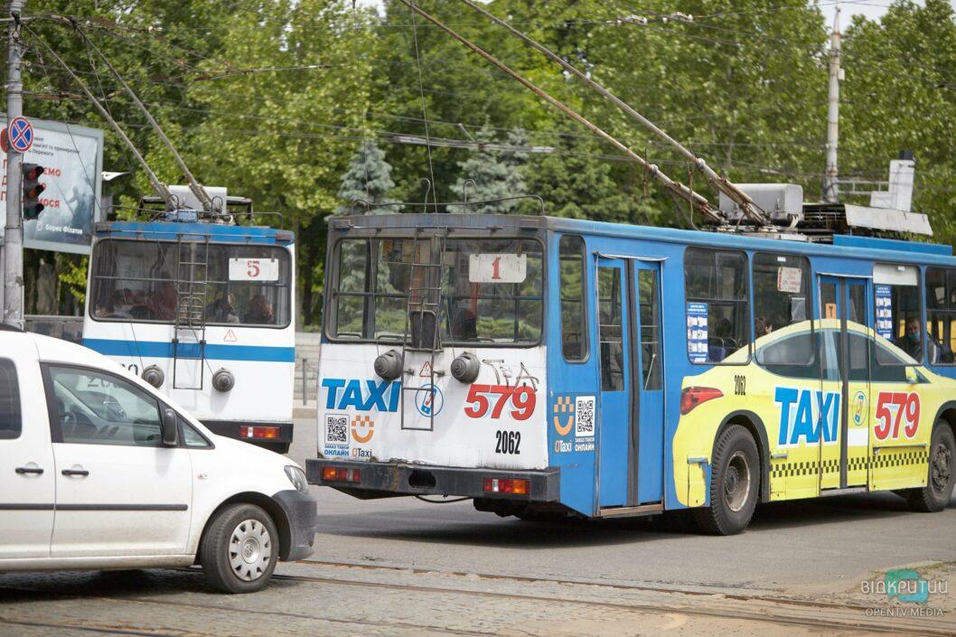 Транспорт Днепр