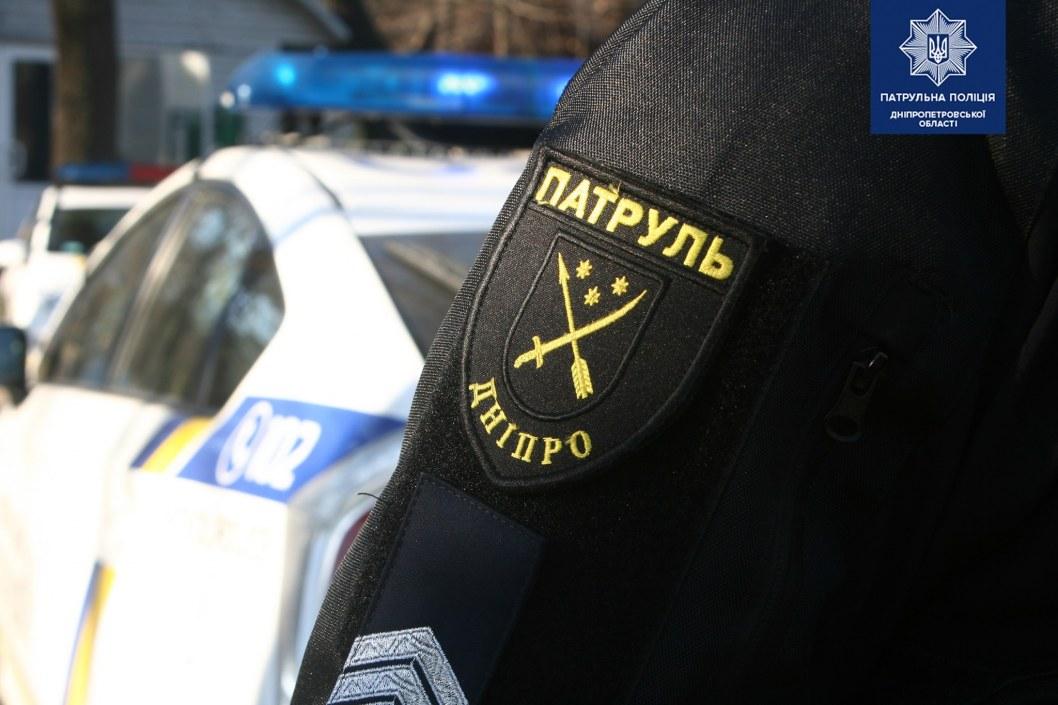 В Днепре пьяный водитель уговаривал полицейских взять 150 долларов