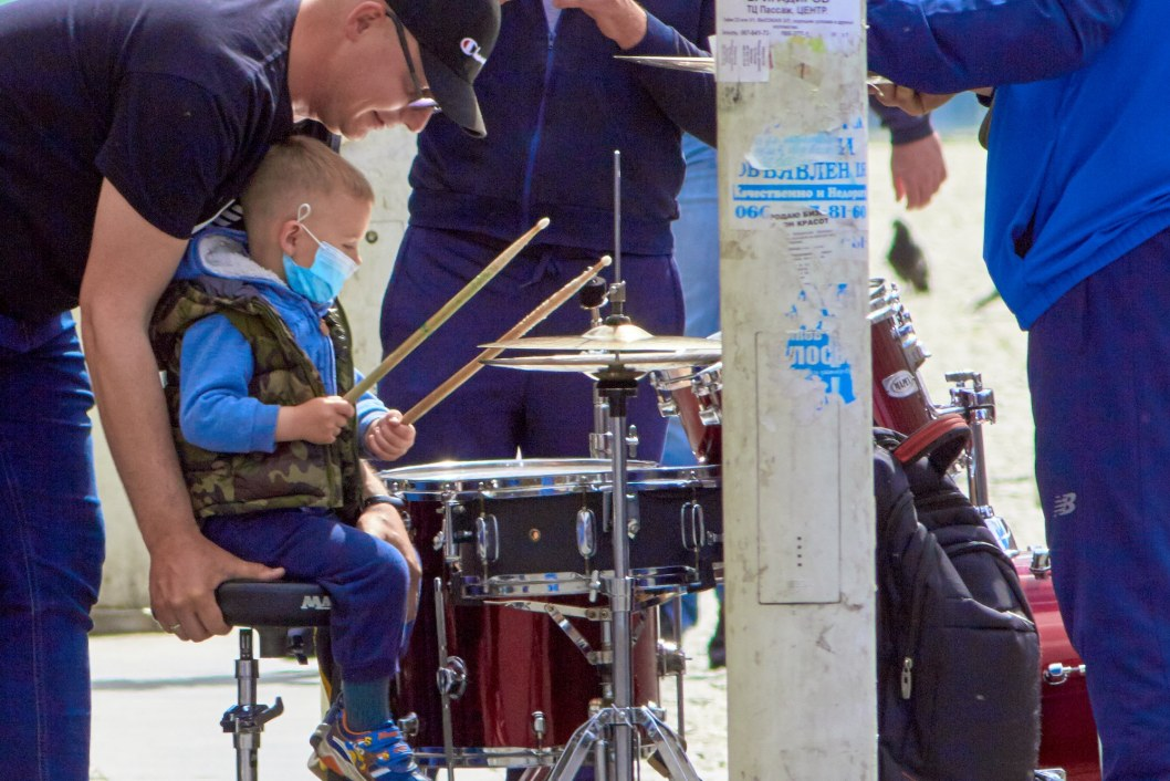 Духовой оркестр Днепр