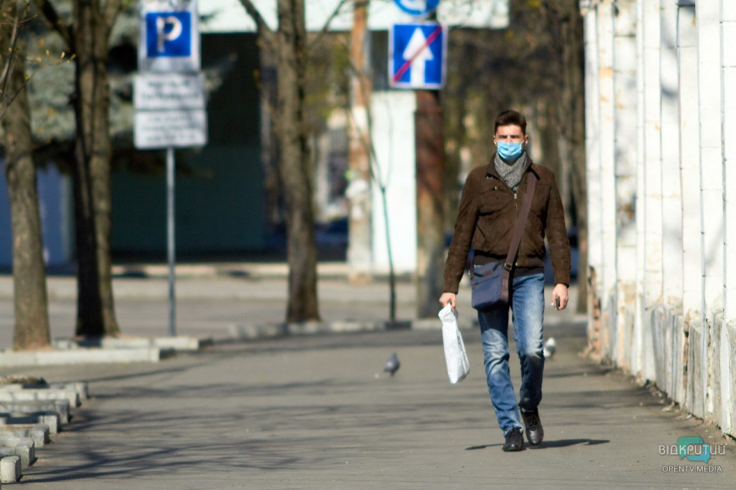 Долой спецбилеты: в Днепропетровской области смягчат карантин