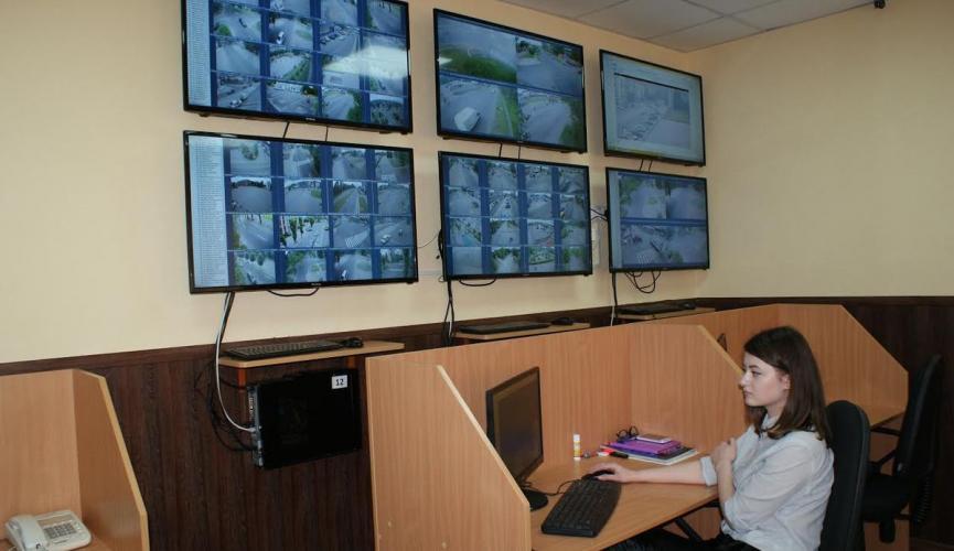 В Каменском работает уникальная диспетчерская (ВИДЕО)