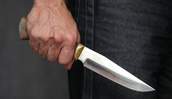 Нападение с ножом под Днепром