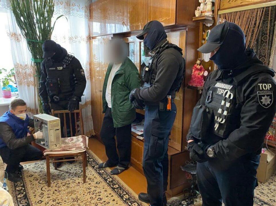На Днепропетровщине поймали организатора детской порно-студии