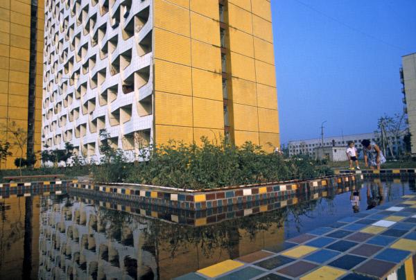 Днепр 1970-х: на бульваре Славы был пруд (ФОТО)