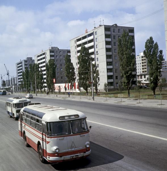 Днепр в 70-е годы. Фото