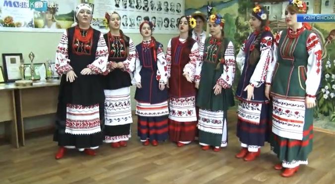 Поют так, что радуется душа: коллектив из Каменского прославляет казачьи песни на весь мир (ВИДЕО)