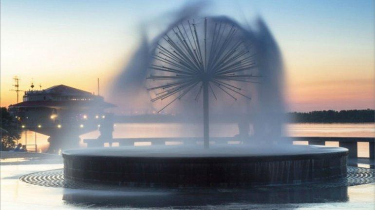 Когда в Днепре заработают фонтаны