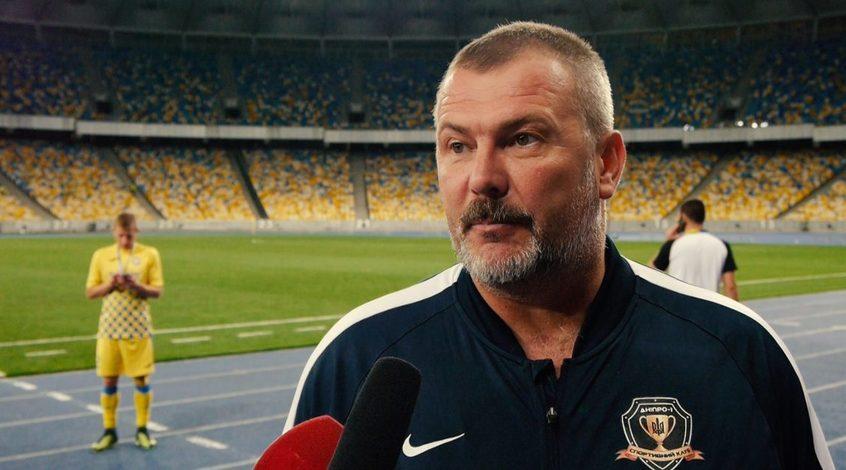 Президент СК Днепр-1 рассказал о подготовке к чемпионату