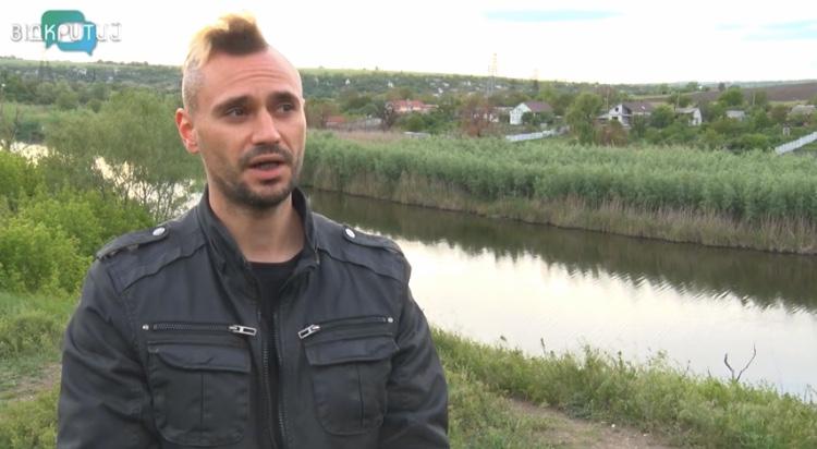 В Днепре волонтеры и военные сняли клип ко Дню Героев Украины (ВИДЕО)
