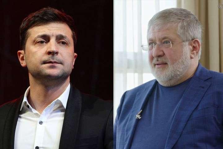 "Президент Зеленский подписал ""антиколомойский"" закон"