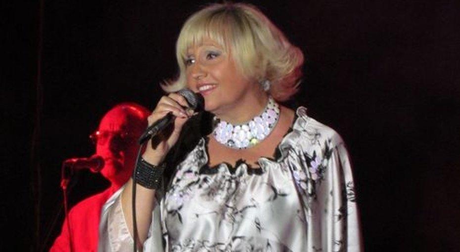 Певица Нина Кирсо