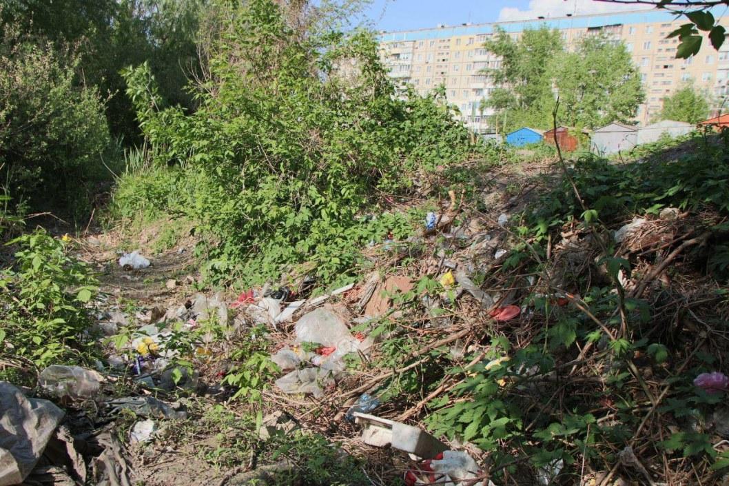 Сотни шприцов и горы хлама: на ж/м Парус настоящая мусорная катастрофа