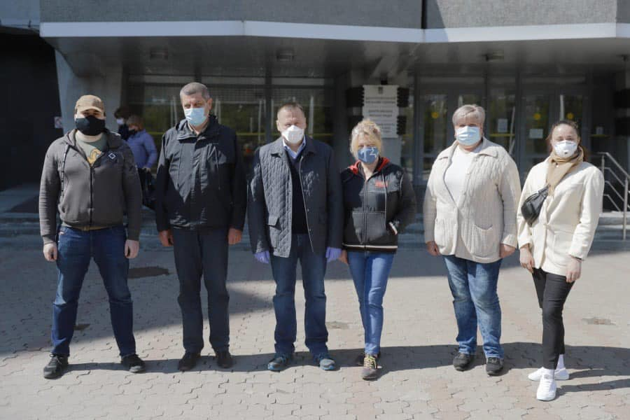 Медики из Днепра поехали в Черновцы
