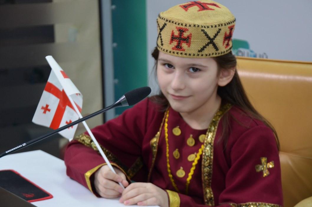 Сакартвело - країна сонця та сильних духом людей: як святкують День незалежності грузини Дніпра