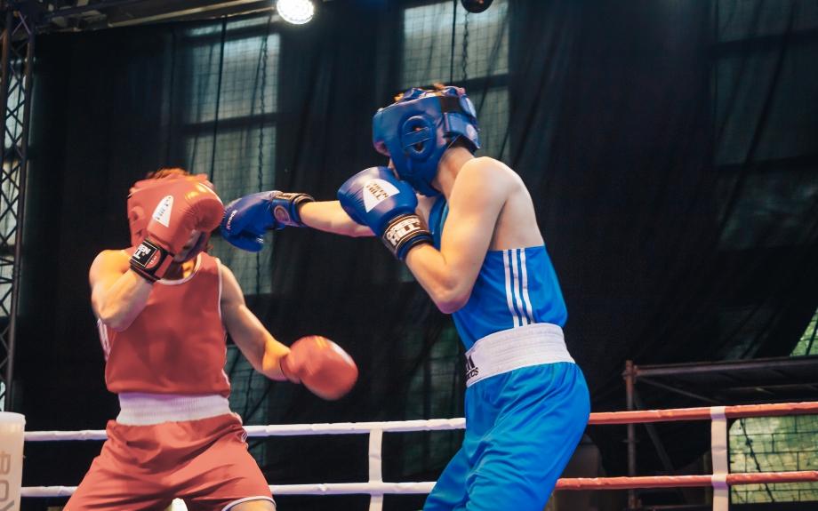 Как в Днепре тренируются боксеры во время карантина (ВИДЕО)
