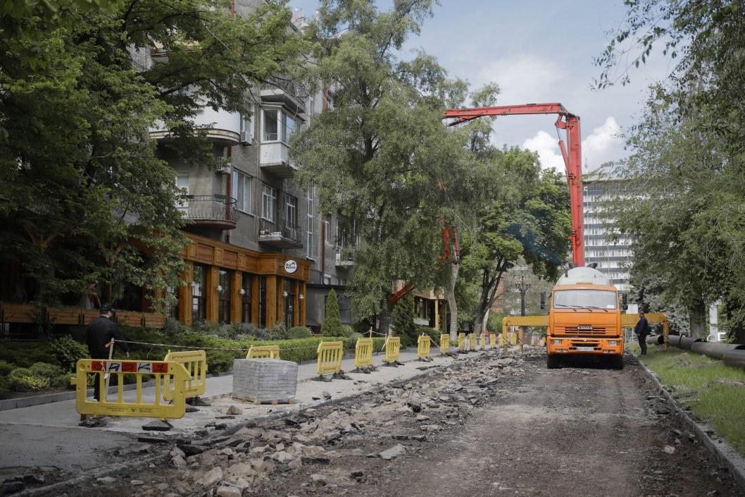 Реконструкция площади Шевченко в Днепре: когда закончат и как она точно будет выглядеть