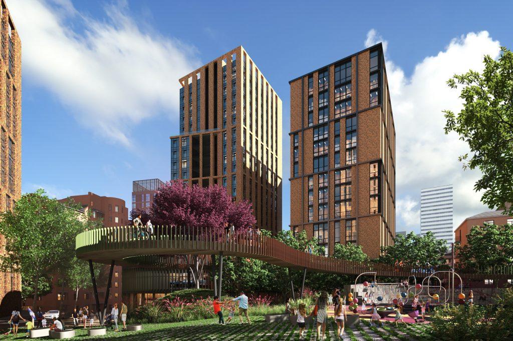 В Днепре построят новый торговый комплекс (ФОТО)