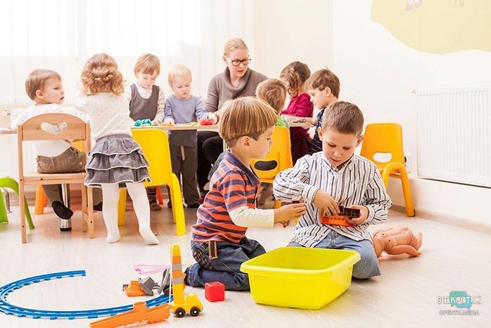 В Днепре открылась часть детских садиков: что нужно знать родителям