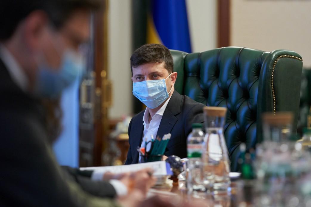 В Офисе Зеленского обсудили вспышки заболеваний