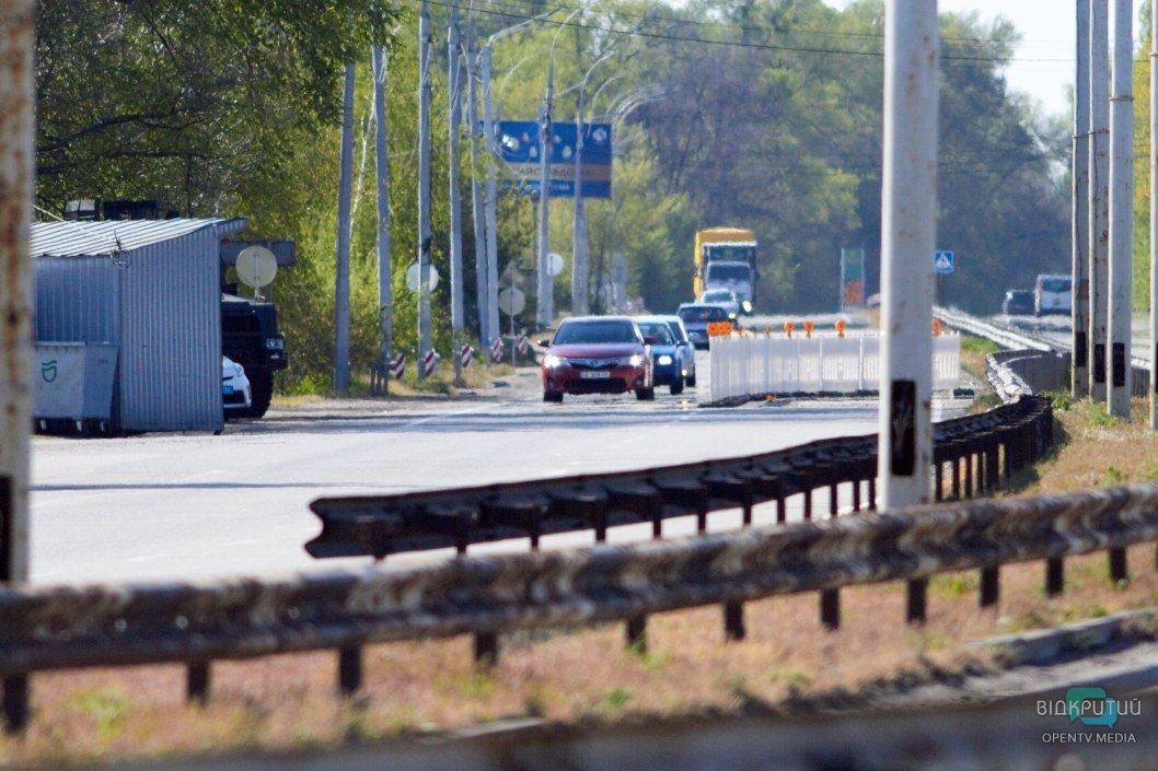 Блокпост Днепр на Полтавском шоссе