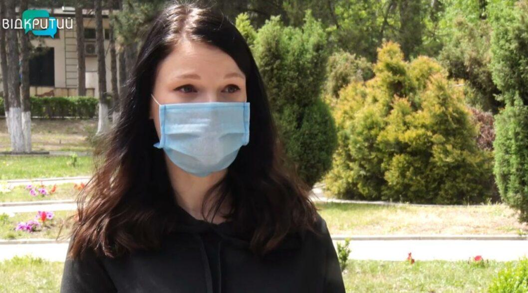 В Днепре от коронавируса излечилась 27-летняя девушка