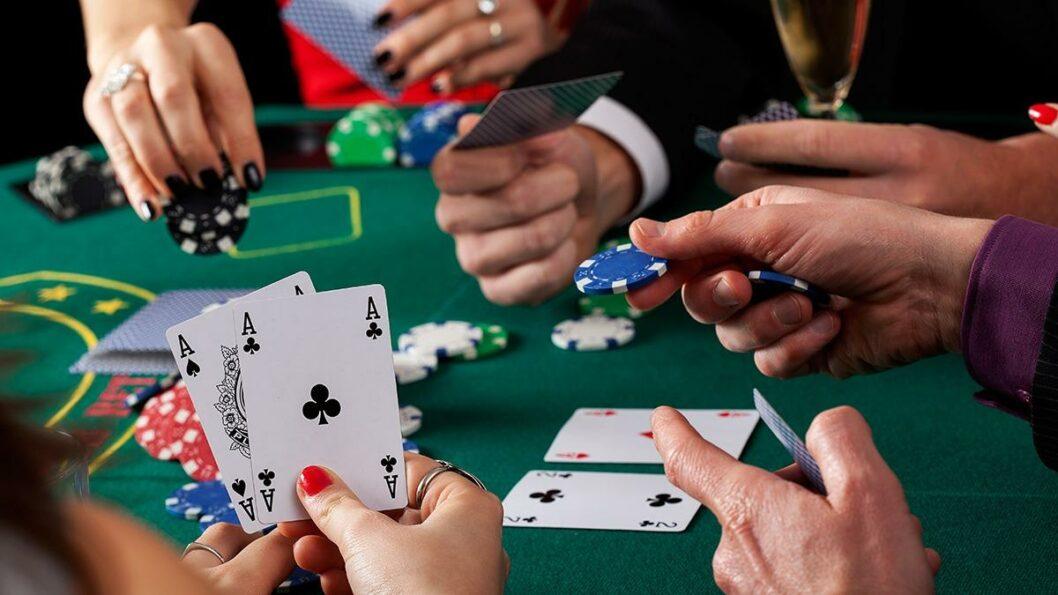 Покерный клуб в Кривом Роге