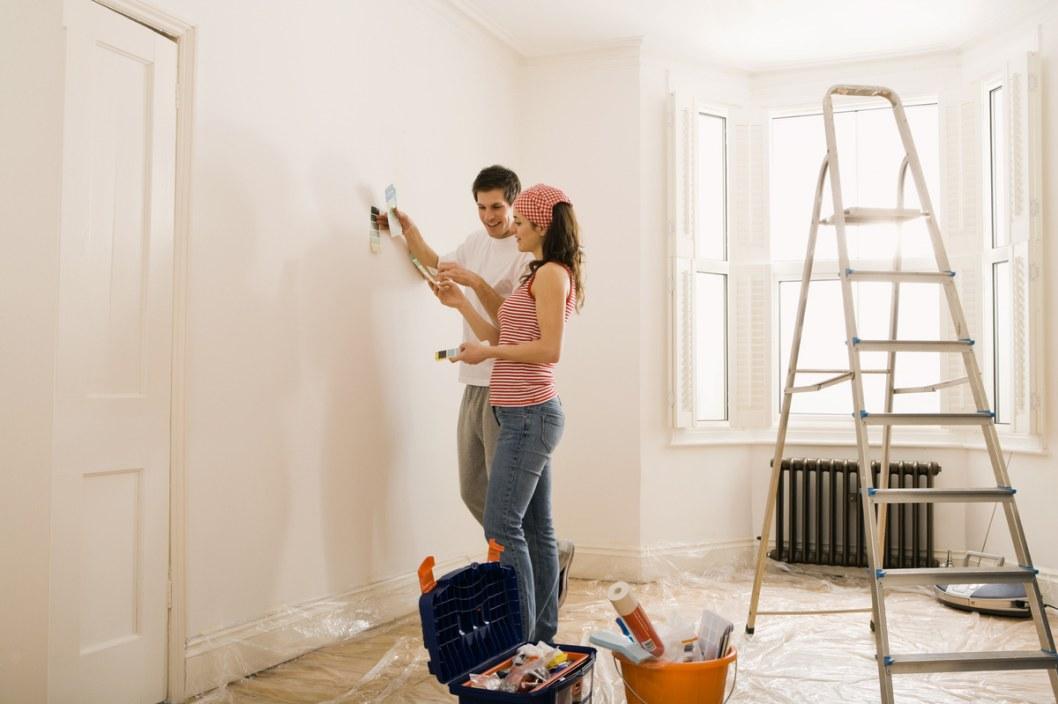 В Днепре разрешили делать ремонт в квартирах