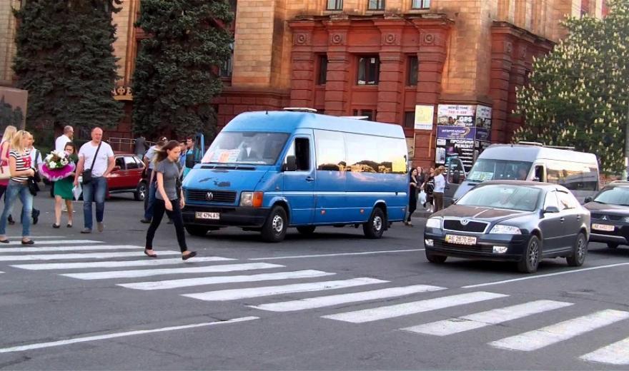 Как работает общественный транспорт после ослабления карантина (ВИДЕО)
