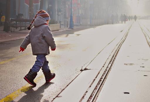 Маленький путешественник: на Днепропетровщине всю ночь искали 7-летнего мальчика